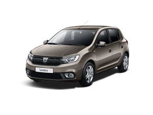 dacia sandero private lease