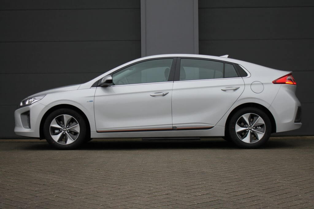Hyundai Ioniq Electric Private Lease 100 Elektrisch 499 Per Maand