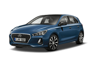 prive lease hyundai i30