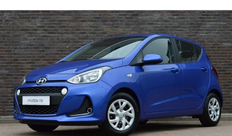 Hyundai I10 Comfort Private Lease Zeer Compleet Nu 224 Pm