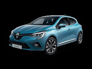 Nieuwe model Renault Clio
