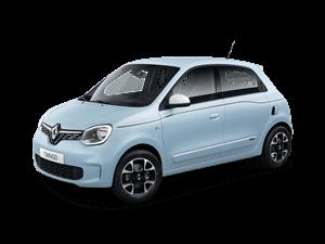 Nieuwe model Renault Twingo