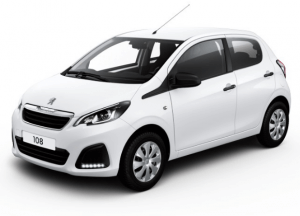 Peugeot 108 Acces Private Lease